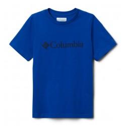 COLUMBIA Maglietta CSC Basic Logo™ da ragazzo AZUL