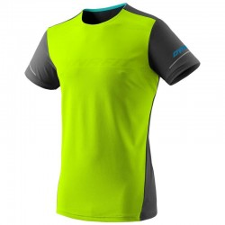 Dynafit ALPINE M T-SHIRT FLUO YELLOW