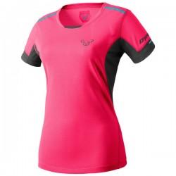 Dynafit VERTICAL 2.0 T-SHIRT DONNA pink fluo pink