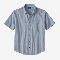 Patagonia Men's Organic Cotton Slub Poplin Shirt
