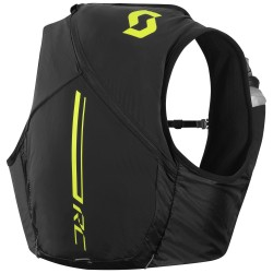 SCOTT Zaino SCOTT Trail RC TR' 10 M CAVIAR BLACK/SULPHUR YELLOW