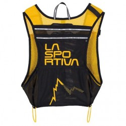La Sportiva RACER VEST BLACK/YELLOW