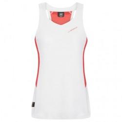 La Sportiva JOY TANK W white/hibiscus