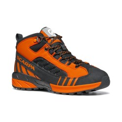 Scarpa MESCALITO MID KID GTX Black-Orange