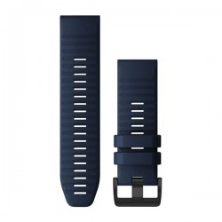 GARMIN  QuickFit® 26 Watch Bands Captain Blue Silicone