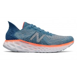 New Balance Fresh Foam 1080v10  NB Light Blue with Dynamite