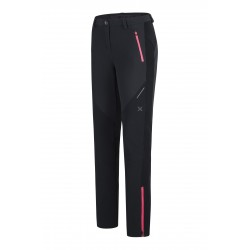 Montura PRESANELLA PANTS WOMAN nero/rosa sugar
