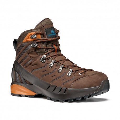 Scarpa CYCLONE GTX brown-rust