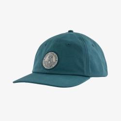 Patagonia Peak Protector Badge Trad Cap abalone blue