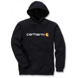 CARHARTT SIGNATURE LOGO MIDWEIGHT SWEATSHIRT