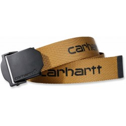Carhartt WEBBING BELT CARHARTT® BROWN