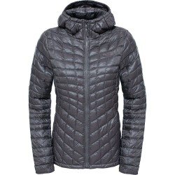 The North Face THERMOBALL HOODY JACKET UOMO BOTANICAL GARDEN GREEN