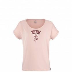 Millet  Women's tee-shirt - pink FRIENDS TS SS W