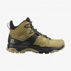 Salomon X ULTRA 4 MID GTX KELP/BLACK/SAFARI
