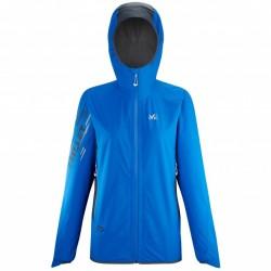 Millet  Women's waterproof jacket - blue LTK FAST 2.5L JKT W